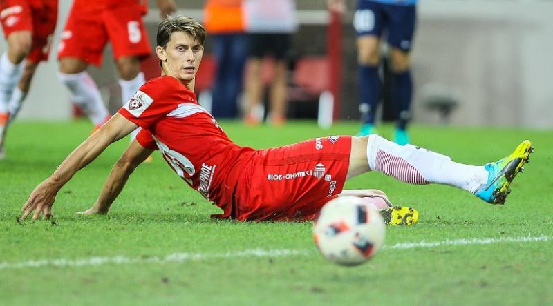 Аленичев заявил в интервью, что «Спартак» его команда