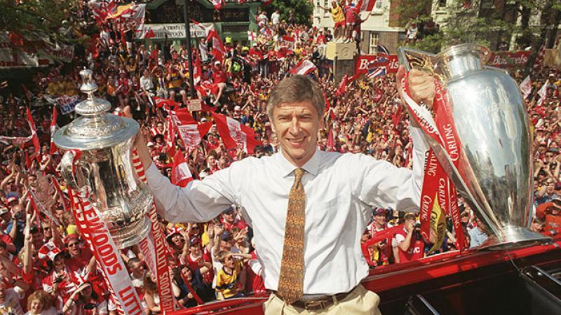 Ровно 20 лет прошло с того момента, как Арсеном Венгером был возглавлен «Арсенал»