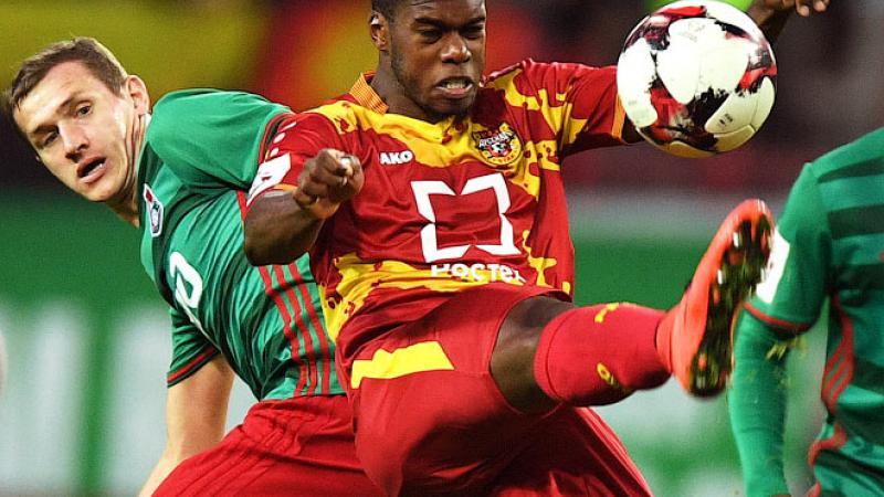 «Локомотив» едва не потерпел  поражение, но на 90-й минуте вырвал ничью у тульского «Арсенала».